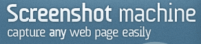 Screenshot machine - capture any web page easily