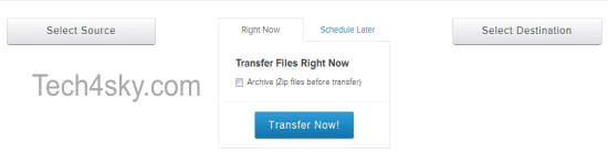 How To Transfer Large Files Via FTP to FTP Over The Cloud